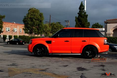 orange range rover orange range rover my fav color my of ride