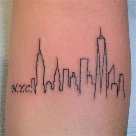 nyc tattoos designs best 25 new york ideas on nyc