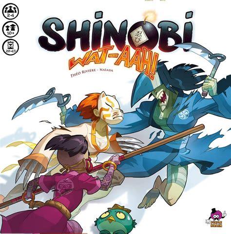 Shinobi Wat Aah shinobi wat aah la review techartgeek