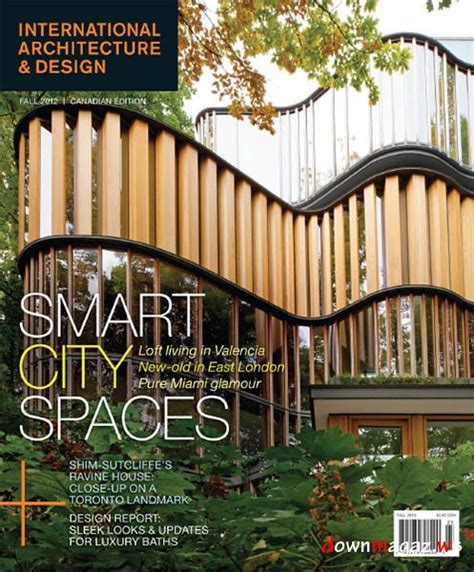 architectural design magazine international architecture design magazine fall 2012