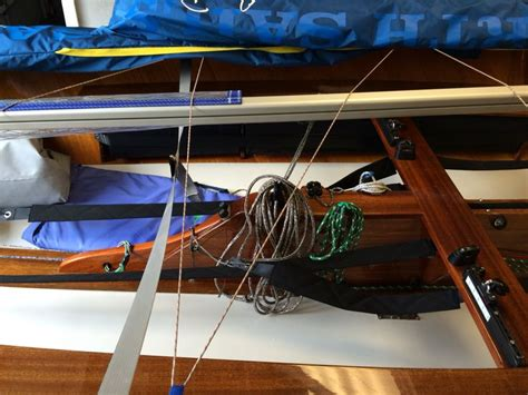 thistle boat thistle 1465 rigging thistle sailing pinterest