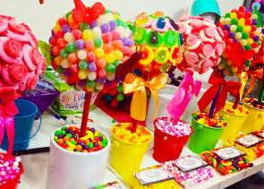 Candy Party Decorations Candy Centerpieces Candy Decor Candy Land Theme Parties