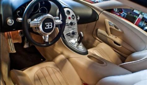 Bugatti Interior Features by Bugatti Interior Features