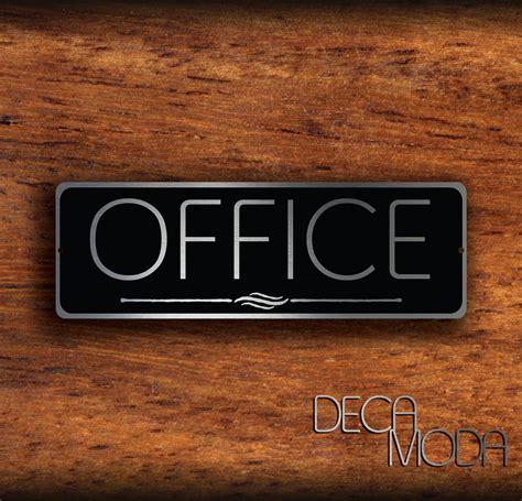 Door Signs For Office by Office Door Sign 2 Decamoda
