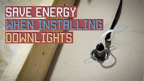 how to install recessed lighting how to install