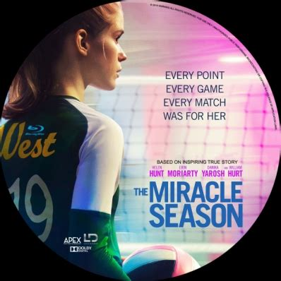 The Miracle Season Iowa City The Miracle Season Dvd Covers Labels By Covercity