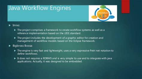 simple java workflow engine java workflow engines
