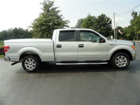 2013 Ford F150 4 Door Price by Buy Used 2013 Ford F 150 Xlt Crew Cab 4 Door 5 0l