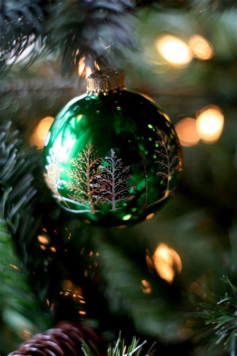 green christmas tree ornament pictures photos and images