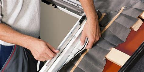 velux rollladen einbau velux d 228 mm und anschluss set bdx fachgerechte d 228 mmung