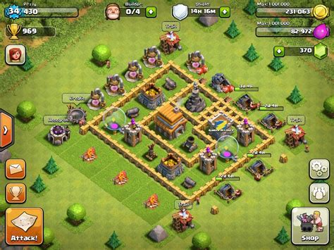 best layout in coc th5 thread your best th5 farming bases quotes