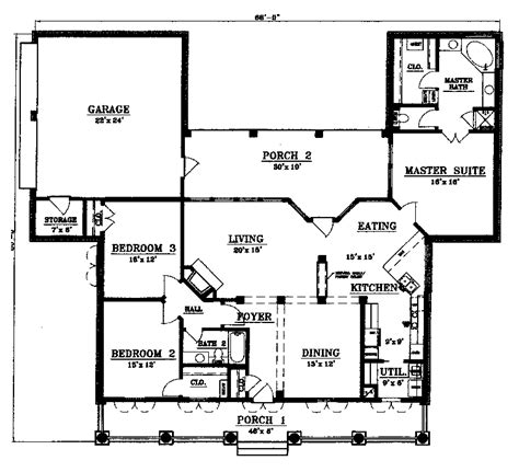 peckham southern plantation home plan 069d 0087 house
