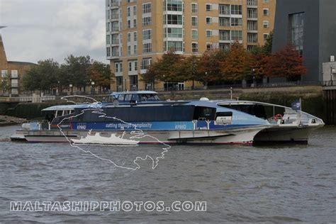 thames clipper aurora aurora clipper 26 10 2013 malta ship photos by capt