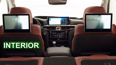 lexus lx interior 2016 lexus lx 570 interior
