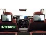 2016 Lexus LX 570  INTERIOR YouTube