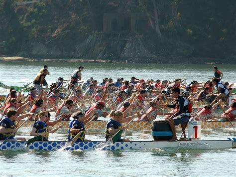 dragon boat u turn the san francisco international dragon boat festival turns