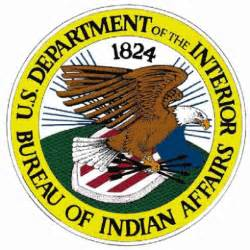 bureau of indian affairs publishes updated federally