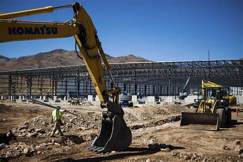 Tesla Mining Lithium Mining Is A Topic In Nevada Thanks To Tesla