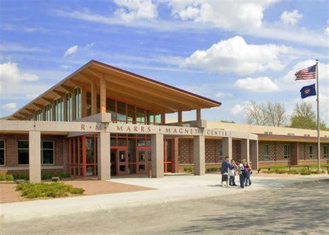 kha kenneth hahn architects omaha public schools   marrs magnet school