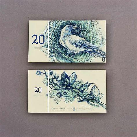 design and make money hungarian paper money design