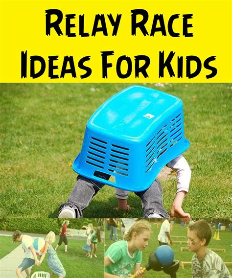 Backyard Olympic Games For Kids Relay Race Ideas For Kids Children S Ministry Ideas