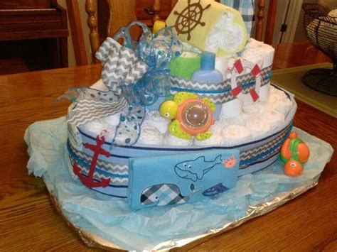 Baby Shower Boat by Best 25 Boat Cake Ideas On Nautical
