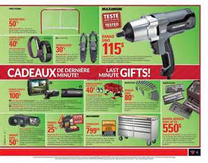 Canadian Tire Trail Flyer Canadian Tire Qc Flyer December 23 To 29 Canadian Tire