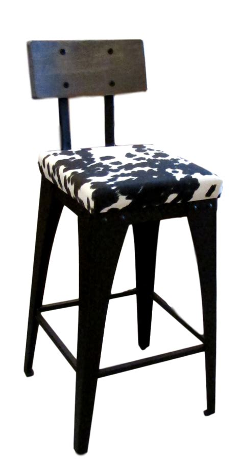 Udder Madness Bar Stool by Udder Madness Upright Non Swivel Cow Stool
