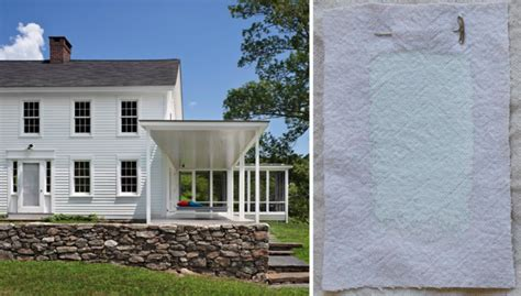 10 easy pieces architects white exterior paint picks gardenista
