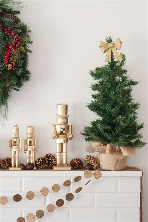 image of christmas mantle with nutcracker 1000 images about sparkle shine on
