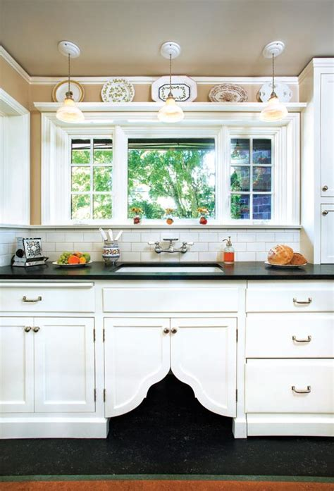 1920s kitchen design classic white kitchen for a 1920s tudor house