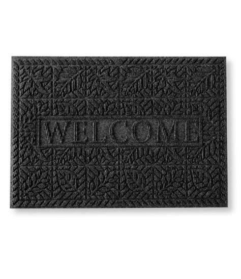 Ll Bean Waterhog Doormat classic welcome mat l l bean rutgers painting