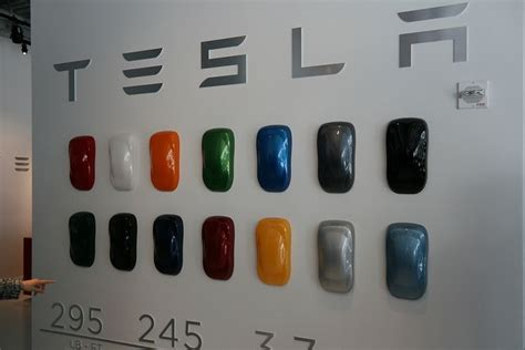 Tesla Colors Wall With Tesla Car Colors Cars And Bikes