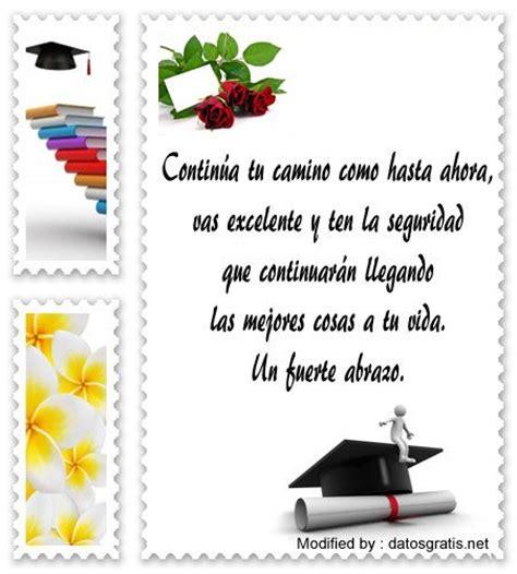 mensaje de felicitaciones de graduacion 2014 m 225 s de 25 ideas incre 237 bles sobre felicitaci 243 n por