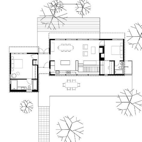 guest house floor plan floor plan guest house cabins pinterest