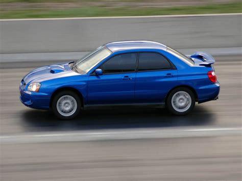 Subaru Wrx 2004 by 2004 Subaru Impreza Wrx Review Top Speed