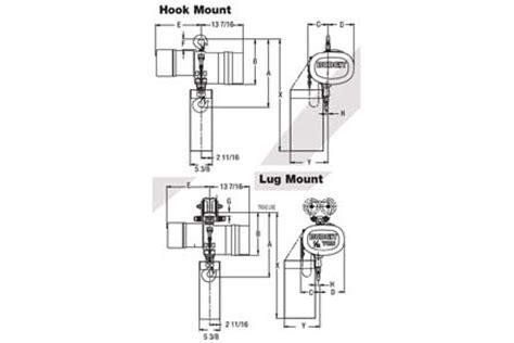 dayton electric chain hoist wiring diagrams dayton air