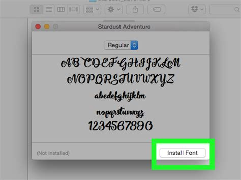 dafont download how to download fonts from dafont 7 steps with pictures