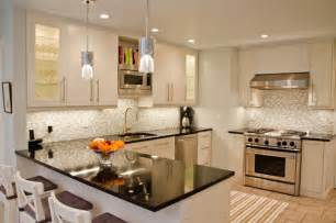 ordinary White Kitchen Cabinets With Tile Floor #1: modern-kitchen.jpg