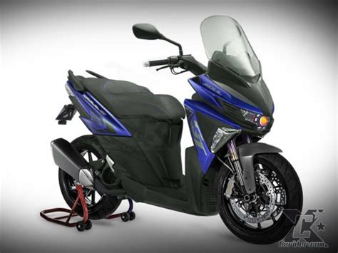 Variasi Windshield Visor Motor Yamaha Soul Gt Blue Tgp Termurah konsep modifikasi ekstrim soul gt 125 bluecore sangaaarr