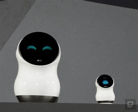 lg hub smart home robot 187 gadget flow