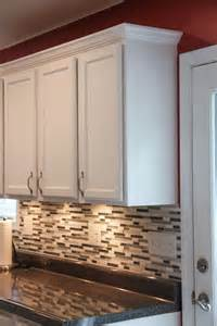 pinterest the world s catalog of ideas how to add crown molding to the top of your cabinets