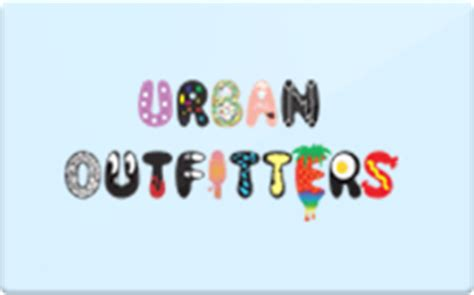 Where To Buy Urban Outfitters Gift Card - buy urban outfitters gift cards raise