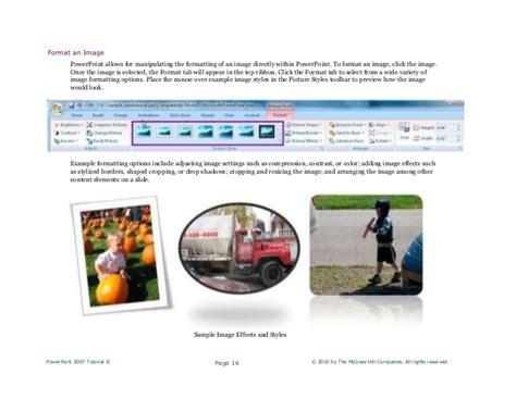 tutorial powerpoint presentation 2007 ppt 2007 tutorial complete