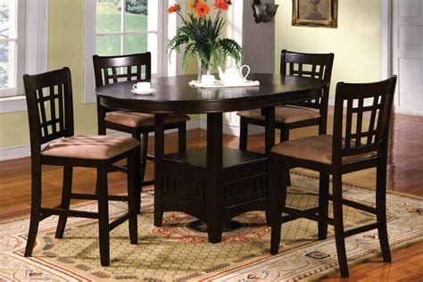 counter height dining tables and chairs the best bar height table and chairs the home redesign