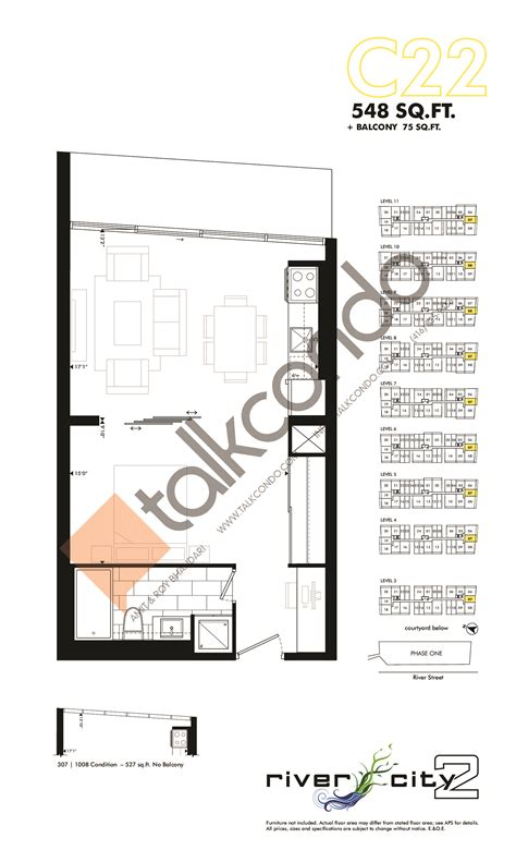 river city floor plans river city phase 2 condos talkcondo