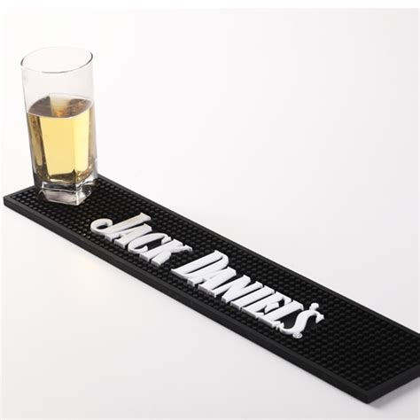 Bar Mat by Pvc Logo Bar Mat As Promotion Gift For And