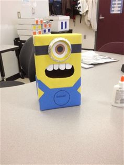 how to make a minion valentines day box 1000 images about valentines on minion