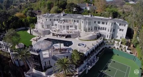 bel air mansion 24 000 sq ft bel air mansion sells for 46 million