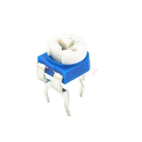 variable resistor 22k datasheet ᗔ10pcs rm065 100k ohm trimmer φ φ trim trim pot variable resistor potentiometer ᐂ 6mm 6mm 104 us25